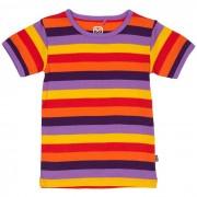 Ej Sikke Lej - T-shirt striped Lilac