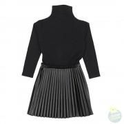 Dress - Black_ moiaw17-cd2_Hollekebolleke_webshop_online_kidclothes_kinderkleding_AW17_Moí_kidz
