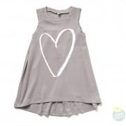 Hollekebolleke_online_webshop_kinderkleding_Ettel_Bettel_HEART Tank Dress soft grey