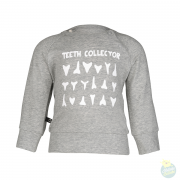 Hollekebolleke_online_webshop_kinderkleding_nOeser_Hilke jersey sweater teeth shark grey