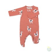 JUMPSUIT OTTO WITH FEET LAMA