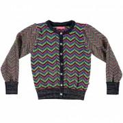 Kinderkleding online Holleke Bolleke  webshop  Lebig  LEBIG - Zigzag Cardigan – Multi