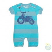 Mistral Suit Tropicl Pool Lt Teal