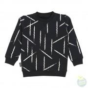 OV Sweater - Black Feathers_moiaw17-ov3_Hollekebolleke_webshop_online_kidclothes_kinderkleding_AW17_Moí_kidz