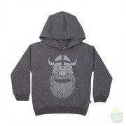 Sylvester Hoodie Heather Grey ERIK REFLECTIVE