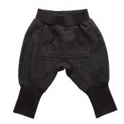 kinderkleding Holleke Bolleke Nosh trousers black baggy pants online NOSH_42045_kids_baby_baggy_trousers