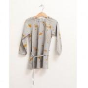 kinderkleding online webshop holleke bolleke Picnik Barcelona Picnik - Dress Blouse Space gold