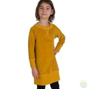 onnolulu-dress-ilias-mustard-velours